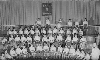 West Vancouver Junior Band