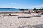 Ambleside Beach and Pier