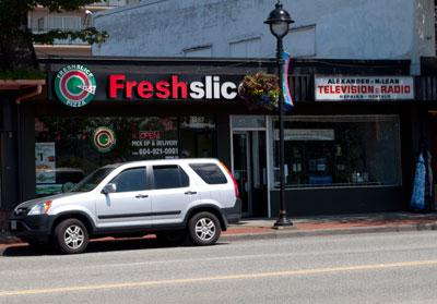 Freshslice/Alexander and McLean Television & Radio