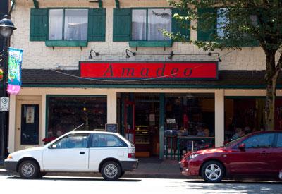 Amadeo Restaurant