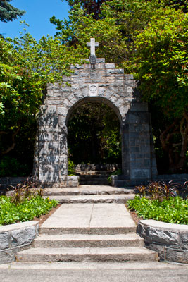 West Vancouver Memorial Arch