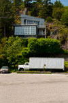 House at 5897 Marine Drive