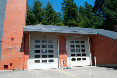 West Vancouver Fire Hall No. 3 - Caulfeild