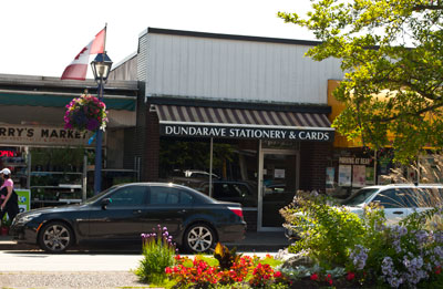 Dundarave Stationery & Cards