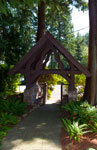 St. Francis in the Woods Church Gate