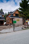 Construction of Infill Housing at Esquimalt & 21st