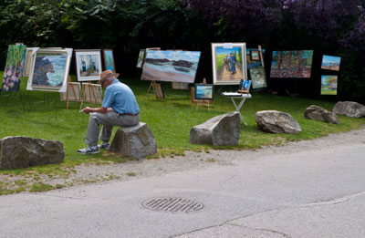 Art in John Lawson Park