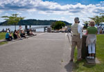 Summer Concert at Ambleside Pier