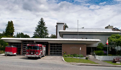 West Vancouver Fire Hall No. 1 - Ambleside