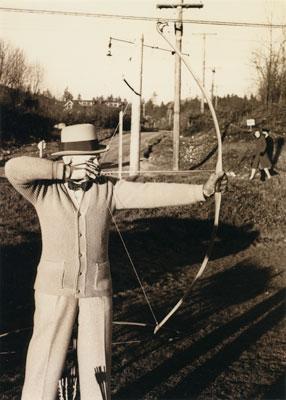 Archery Club Member