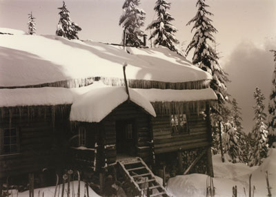 Lodge on Hollyburn Mountain