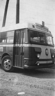 West Vancouver Bus No. 27