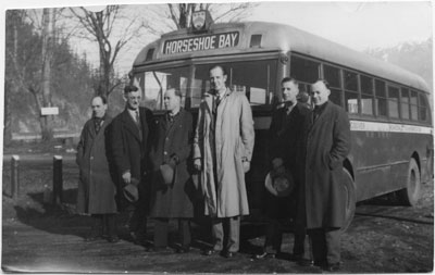 West Vancouver Municipal Transportation Employees