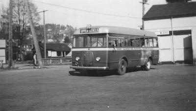 West Vancouver Bus No. 22
