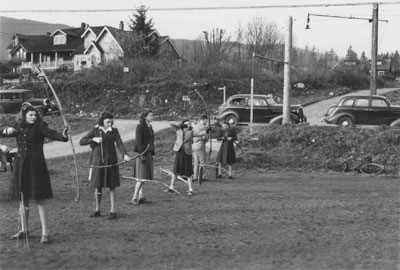 Archery Club Picnic