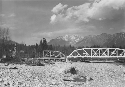 Capilano River Bridge Reconstruction