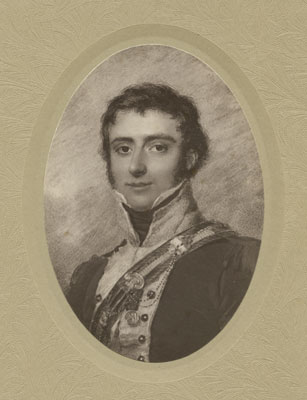 Portrait of Jacob Aemilius Irving, II