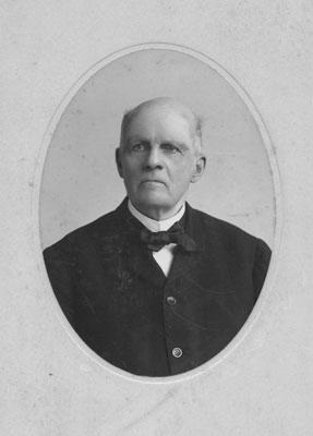 Portrait of Aemilius Irving