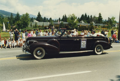 Community Day Parade 1987
