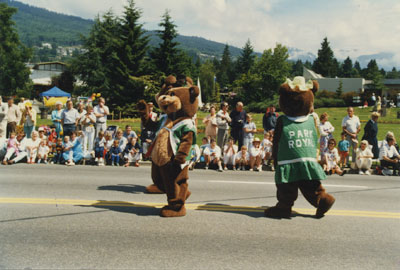 Community Day Parade 1987