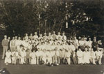 Lawn Bowling Club Group Photo