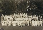 Lawn Bowling Club Group Photo