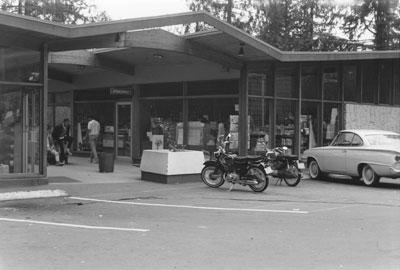 Post Office Substation at Cypress Park Substation