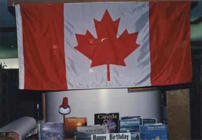 WVML Canadian Flag