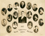 West Vancouver High School Grade XI (11) Class 1927