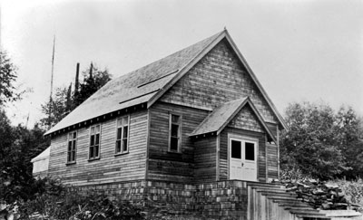 Original West Vancouver United Church