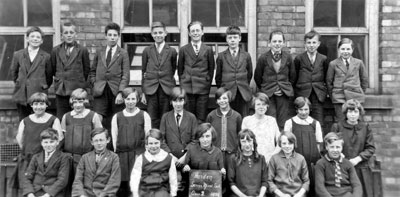 Horden Senior School Class Photo
