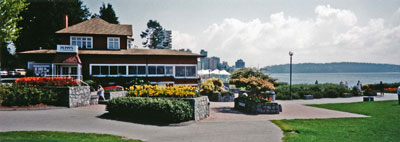 Panorama of Peppi's Restaurant