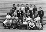 Hollyburn School Grade IV & V Class (1955)