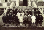 Pauline Johnson Elementary School Class
