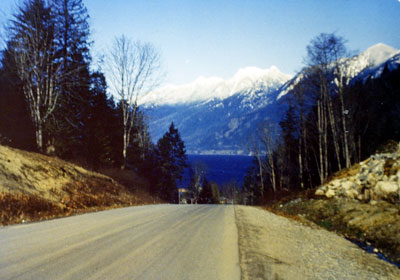 Original Road to Horseshoe Bay