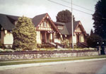 West Vancouver Municipal Hall (1950's)