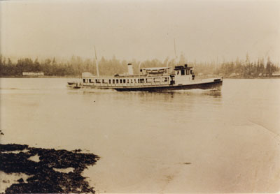 Doncella Ferry