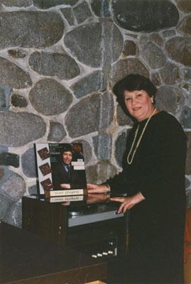 WVML Staff Maureen Whiteley