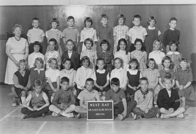 Mrs. Mould's Grade II & III Classes (1964-'65)