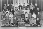 Mrs. Mould's Grade II & III Classes (1967-'68)