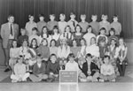 Mrs. Mould's Grade II & III Classes (1971-'72)