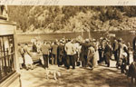 First Sewell's Salmon Derby in 1937