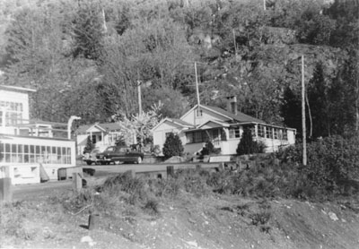 Tom Sewell's home in Horseshoe Bay
