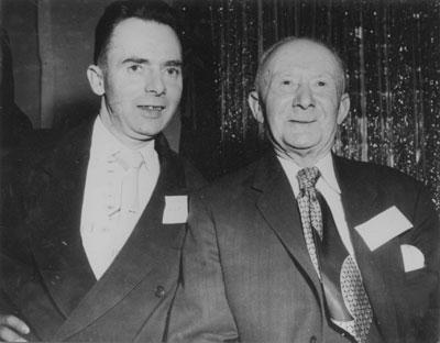 Portrait of Tom & Dan Sewell