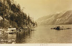 Horseshoe Bay looking up Howe Sound in 1930