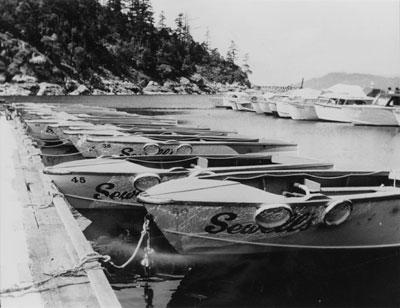 Sewell Handmade Boats