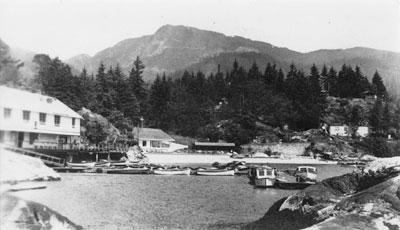 Eagle Harbour Teahouse