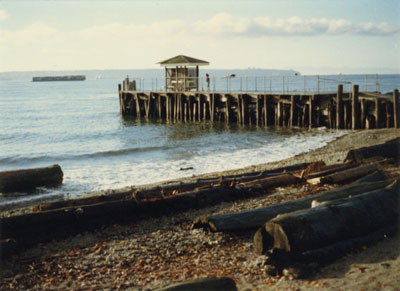 John Lawson Park, Beach and Pier