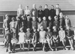 Hollyburn School class photo