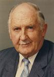 Mayor Donald Lanskail,  Mayor of West Vancouver 1986 - 1990